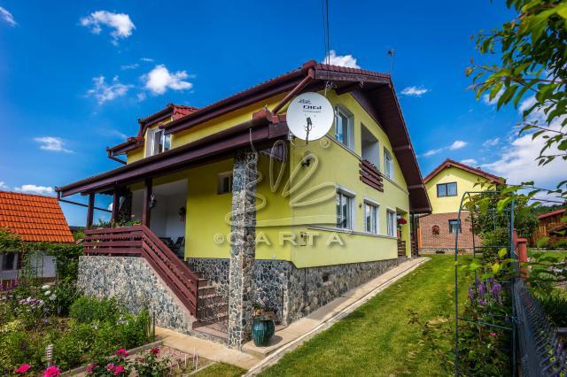 Casa De Vacanță Plaiul Moasei Sebeșu De Sus 0743 115 810 Harta