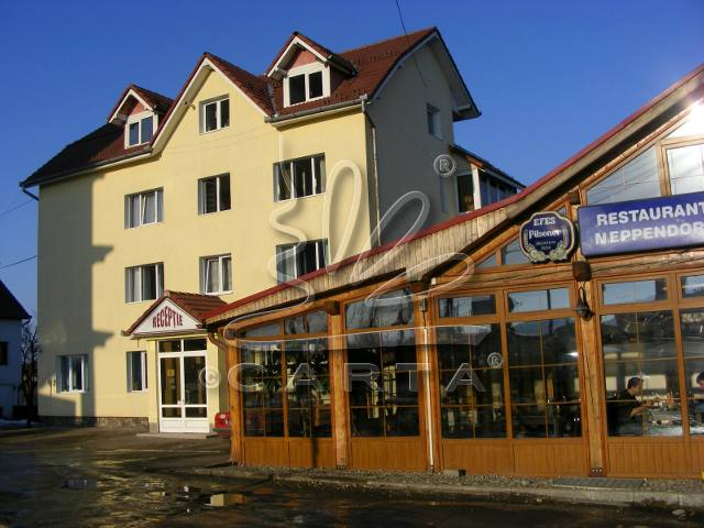 Pensiunea Corina Sibiu 0724 594 588 Harta