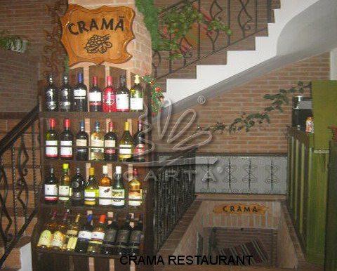 Restaurantul COLIBA VANATORULUI